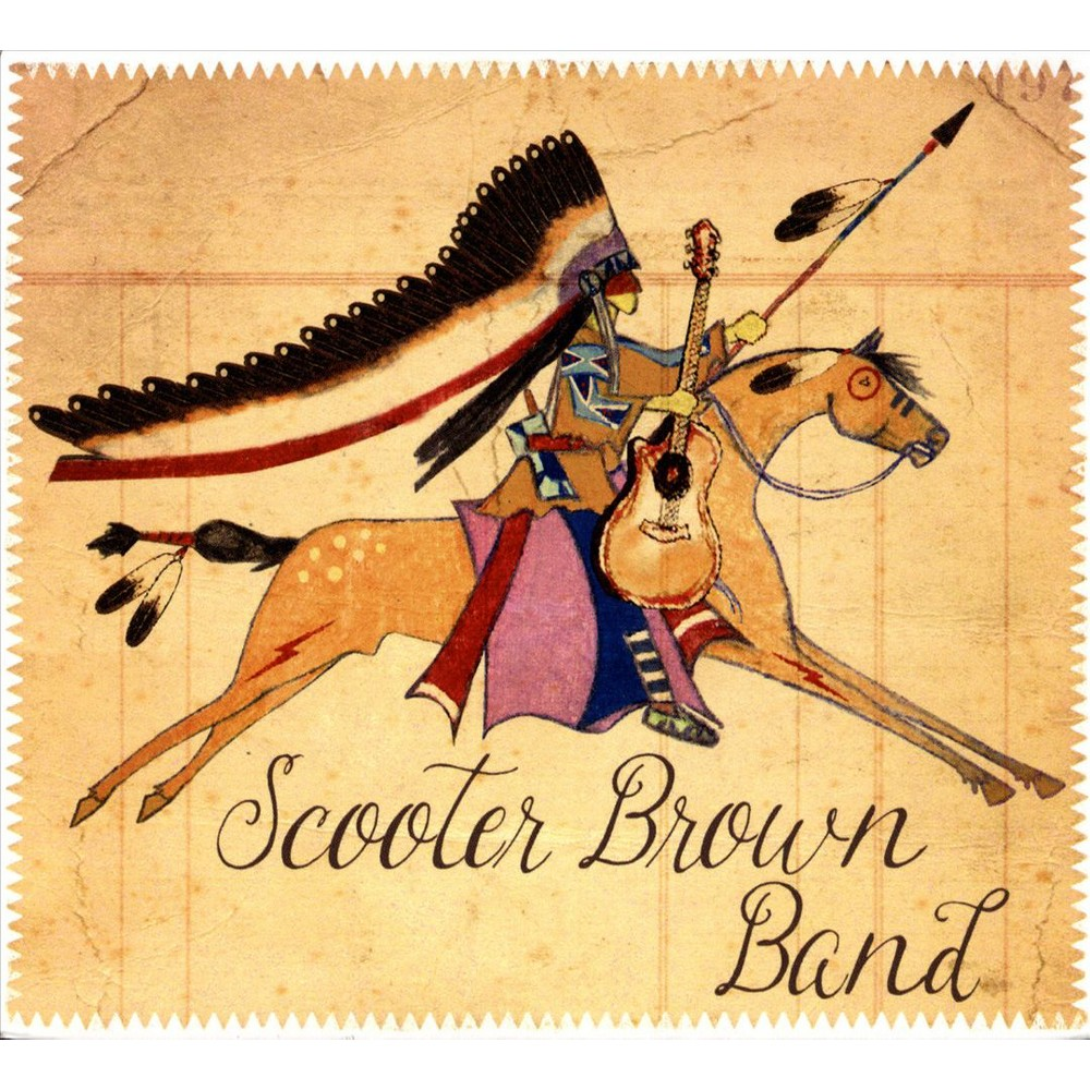 Scooter band brown - Scooter brown band (CD)