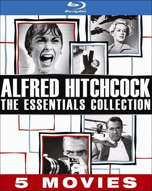 Alfred Hitchcock: The Essentials Collection [5 Discs] [Blu-ray] - image 1 of 1