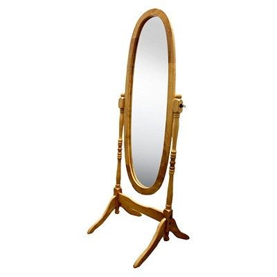 Cheval Mirror Ore International Brown