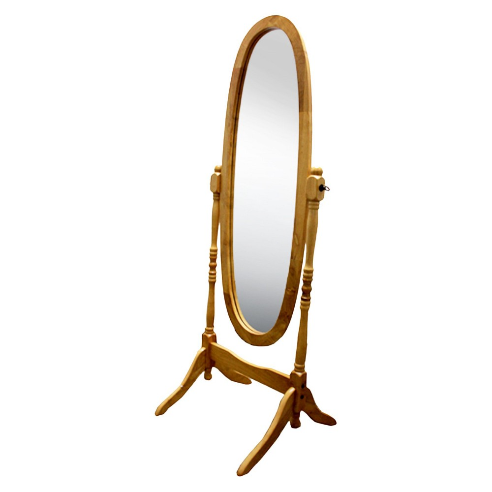 Image of Cheval Mirror Ore International Brown