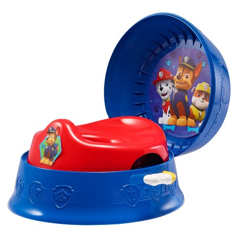 The First Years Nickelodeon Chase PAW Patrol 3-in-1 Potty System - Blue - image 1 of 4