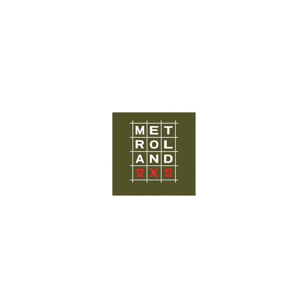 Metroland - 12x12 (CD), Pop Music