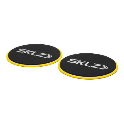 SKLZ Exercise Sliders - Black
