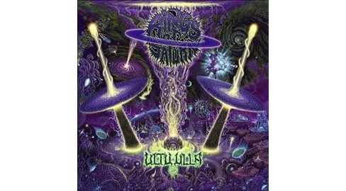 Rings Of Saturn - Ultu Ulla (CD) - image 1 of 1