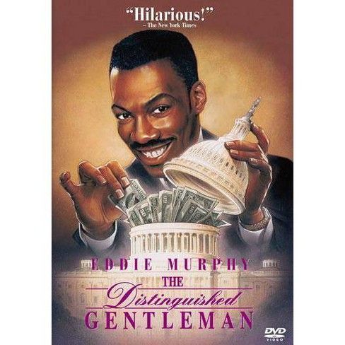 The Distinguished Gentleman (DVD) - image 1 of 1
