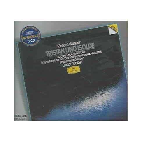 Margaret Price - Wagner: Tristan Und Isolde (CD) - image 1 of 1