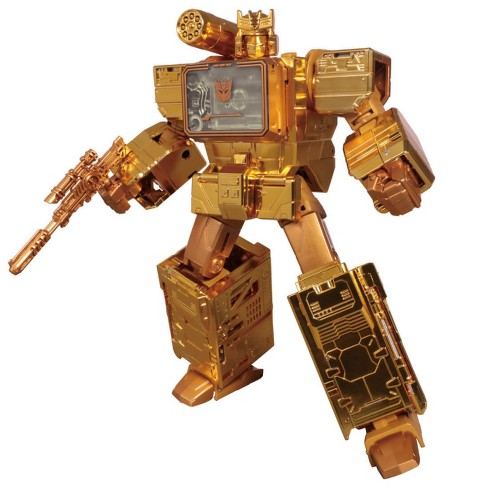 6b5ad0e01c2c Transformers Golden Lagoon Soundwave - Wonderfest Exclusive action figures