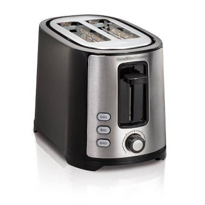 Hamilton Beach 2-Slice Toaster - Black - #22633