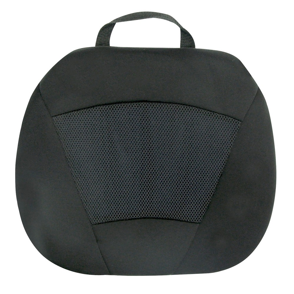 Type S Infused Gel Comfort Seat Cushion, Black