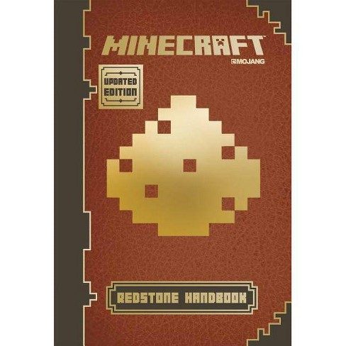 Minecraft: Redstone Handbook (Updated Edition): An Official Mojang Book (Hardcover) by Nick Farwell - image 1 of 1