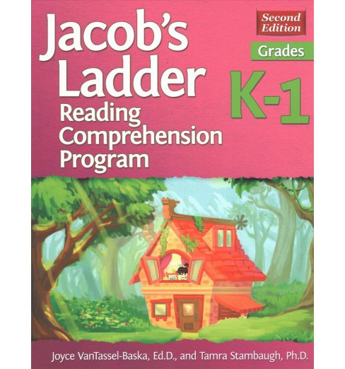 Jacob's Ladder Reading Comprehension Program Grades K-1 -  (Paperback) - image 1 of 1