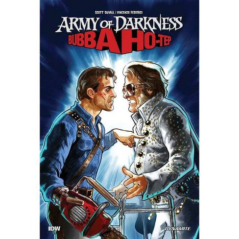 Army of Darkness/Bubba Ho-Tep Tp - by  Scott Duvall (Paperback) - image 1 of 1
