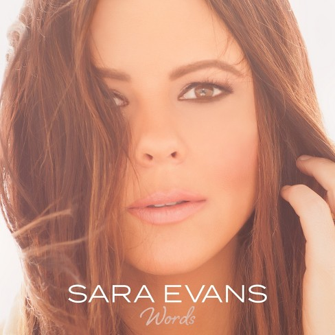 Sara Evans - Words - image 1 of 1