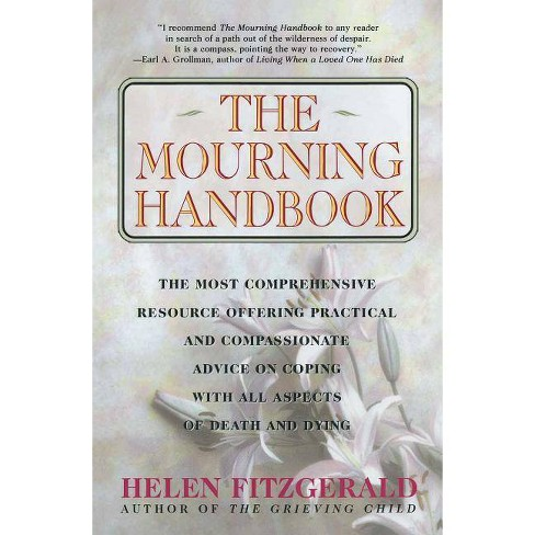 The Mourning Handbook - by  Helen Fitzgerald (Paperback) - image 1 of 1