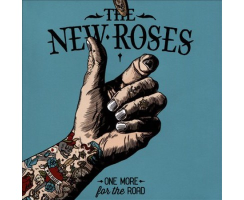 New Roses - One More For The Road (CD) - image 1 of 1