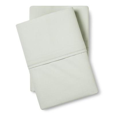 Tencel Pillowcase Set (King)Gray Mint - Fieldcrest™
