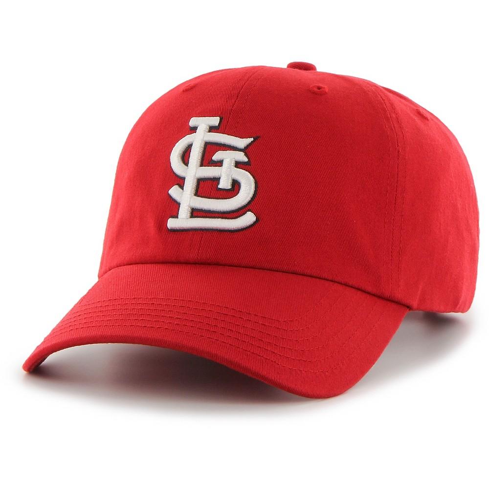 Image of MLB Clean Up Cap, St. Louis Cardinals, Men's