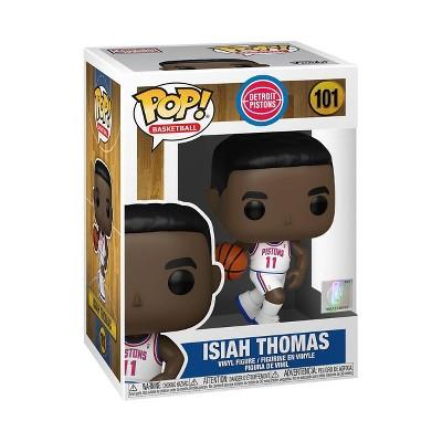 Funko POP! NBA: Legends - Isiah Thomas (Detroit Pistons Home Jersey)
