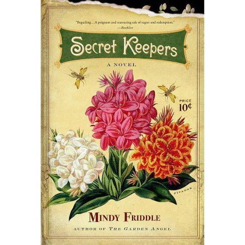 Secret Keepers - by  Mindy Friddle (Paperback) - image 1 of 1