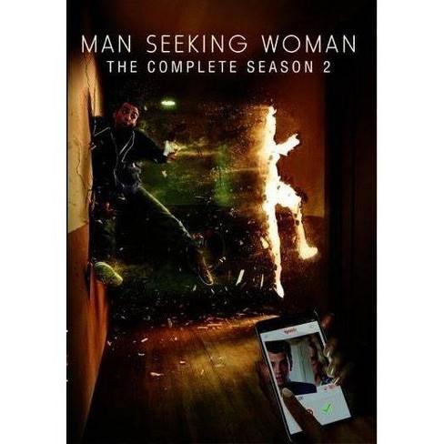 Man Seeking Woman: The Complete Season Two (DVD) - image 1 of 1