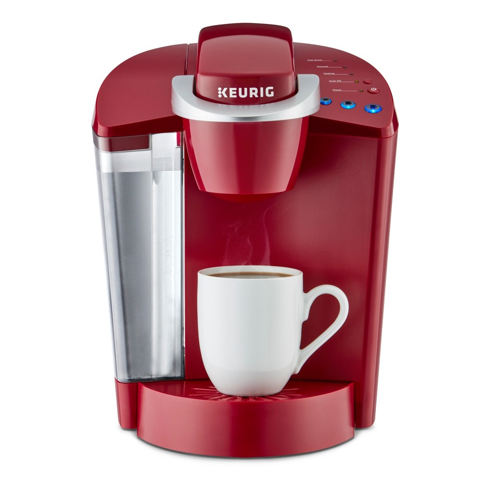Keurig K-Classic Single-Serve K-Cup Pod Coffee Maker - Rhubarb was $119.99 now $79.99 (33.0% off)
