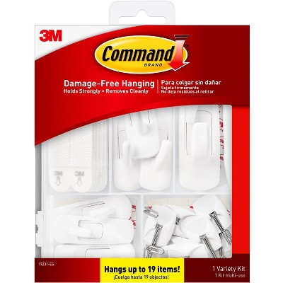 Command™ General Purpose Variety Kit, 54/Pack