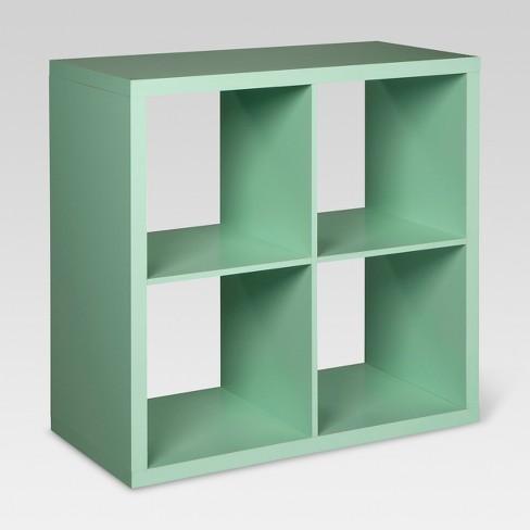 "13"" 4-Cube Organizer Shelf - Threshold™ - image 1 of 3"