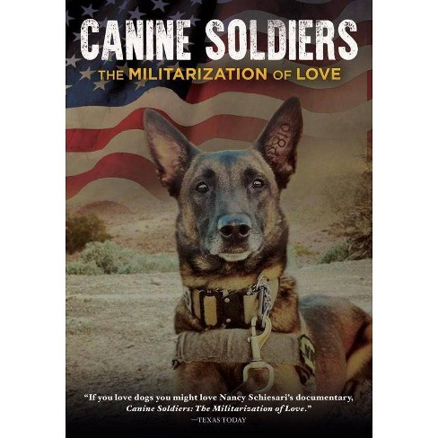 Canine Soldiers (DVD) - image 1 of 1