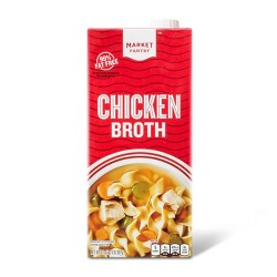 Chicken Broth 32 oz - Market Pantry™