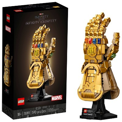 LEGO Marvel Infinity Gauntlet 76191 Building Kit