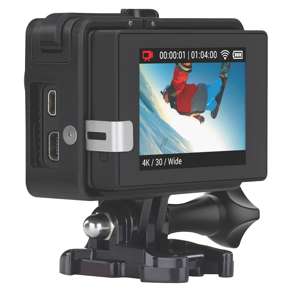 GoPro Touch BacPac Camera LCD Screen - Black (ALCDB-401), Adult Unisex