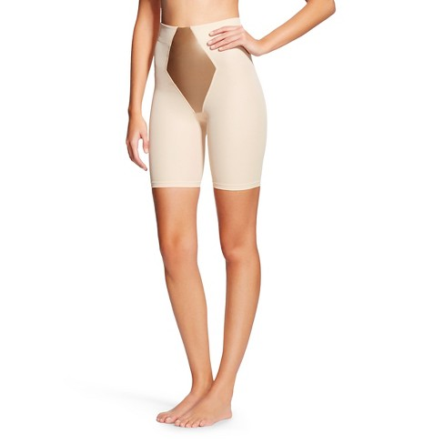 5aee77bcdc Maidenform® Flexees® Women s Easy-Up® Thigh Slimmer 2355 - Latte ...