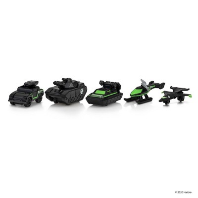 Micromachines - Multipack (World Pack) - Military