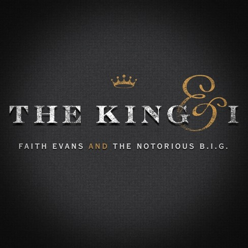 Faith Evans & The Notorious B.I.G. - The King & I (CD) - image 1 of 1
