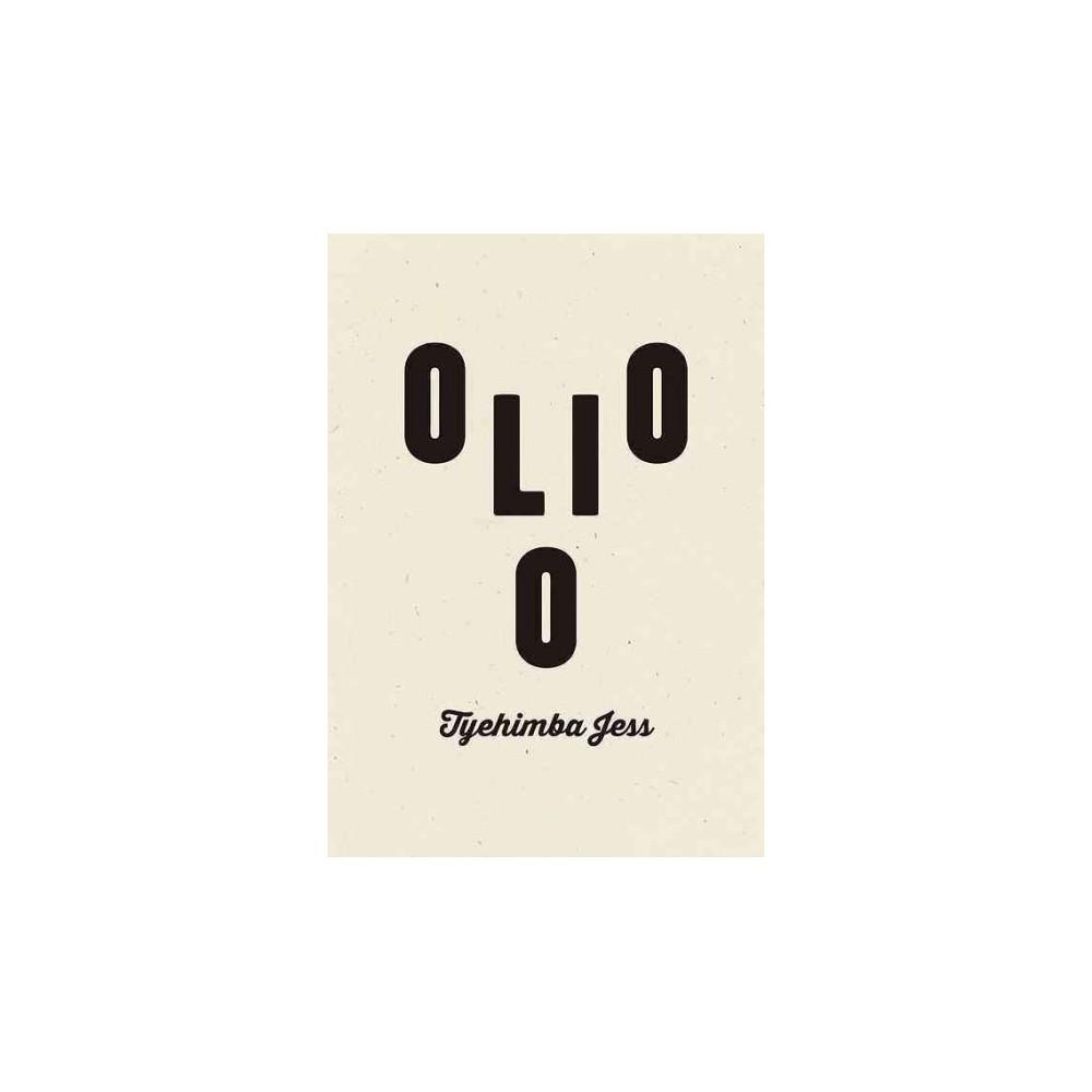 Olio (Paperback) (Tyehimba Jess)