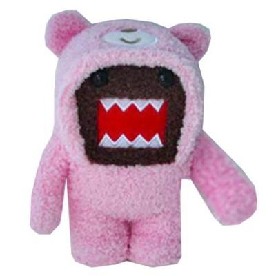 "License 2 Play Inc Domo Teddy Bear 6"" Plush"
