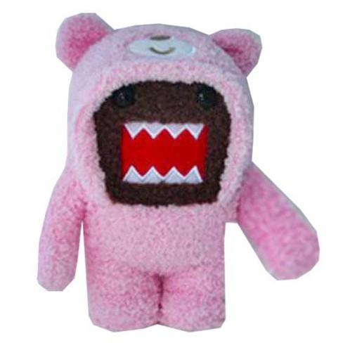 "License 2 Play Inc Domo Teddy Bear 6"" Plush - image 1 of 1"