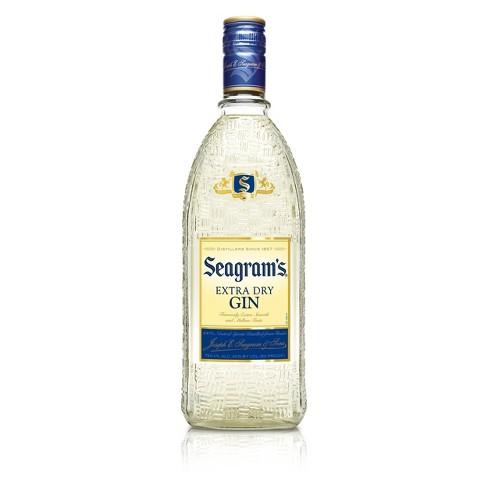 Seagram's Gin -750ml Bottle - image 1 of 1