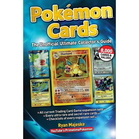 Pokemon Cards - by  Ryan Majeske (Hardcover) - image 1 of 1