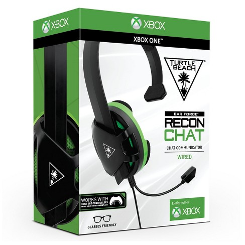 TURTLE BEACH® Recon Chat Wired Gaming Headset for Xbox One