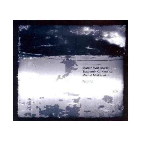 Marcin Trio Wasilewski - Faithful (CD) - image 1 of 1