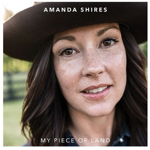 Amanda Shires - My Piece Of Land (CD) - image 1 of 1