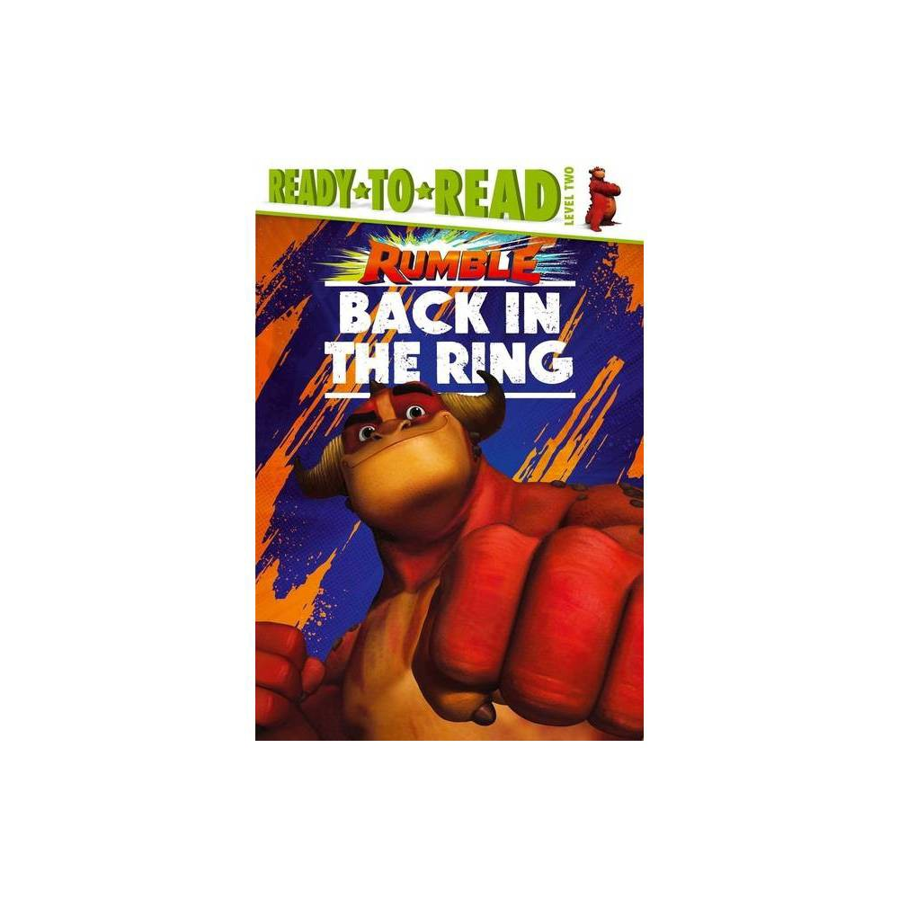 Back In The Ring Rumble Movie Hardcover