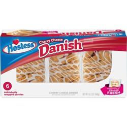 Hostess Cherry Cheese Danish - 16.5oz