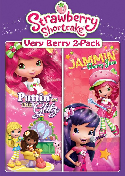Strawberry shortcake:Puttin on the gl (DVD) - image 1 of 1