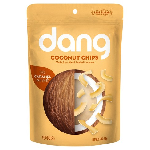 Dang Toasted Caramel Coconut Chips - 3.17oz - image 1 of 1