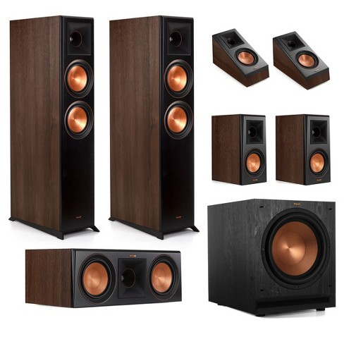 Klipsch RP-6000F 7.1 Home Theater System - image 1 of 4