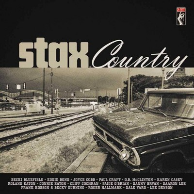Various Artists - Stax Country (LP) (Vinyl)