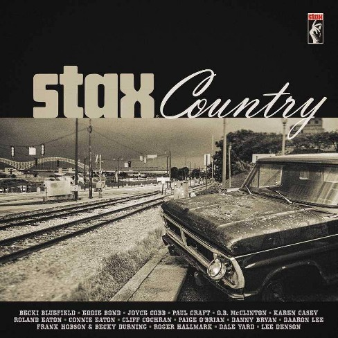 Various - Stax Country (Vinyl) - image 1 of 1