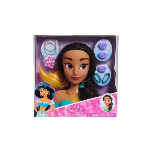 Disney Princess Jasmine Styling Head